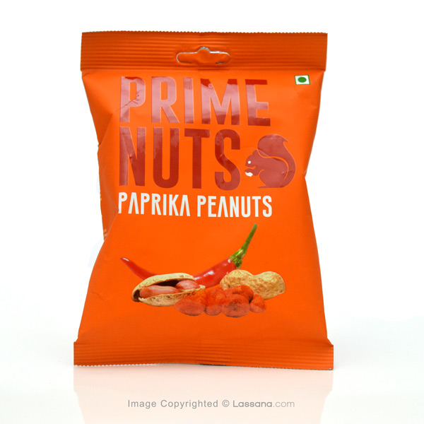 PRIME NUTS PAPRIKA PEANUTS - 100G - Snacks & Confectionery - in Sri Lanka