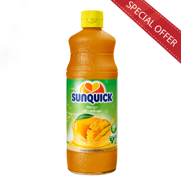 SUNQUICK MANGO 840ML - Beverages - in Sri Lanka