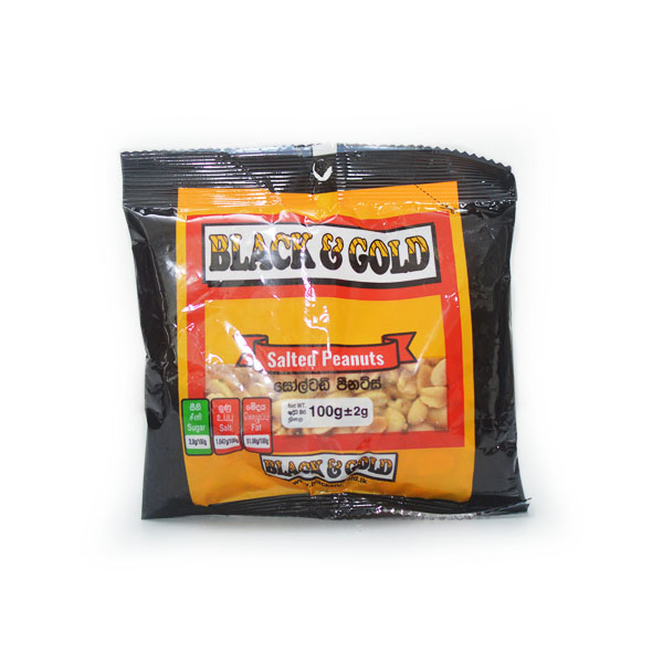 SALTED PEANUTS-100g - Snacks & Confectionery - in Sri Lanka