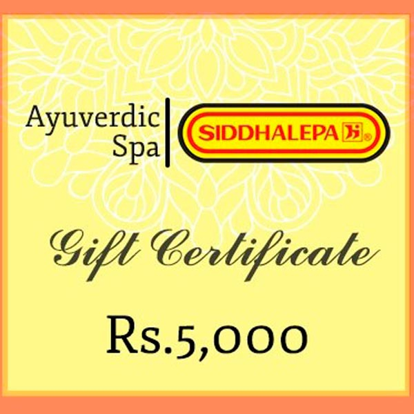 Sidhdhalepa Ayurveda Spa Rs.5000 - Spa & Saloon - in Sri Lanka