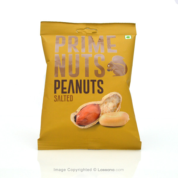 PRIME NUTS SALTED PEANUTS - 100G - Snacks & Confectionery - in Sri Lanka