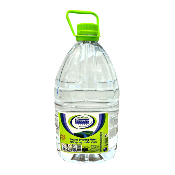 ORZONE MINERAL WATER 5000ML - Grocery - in Sri Lanka