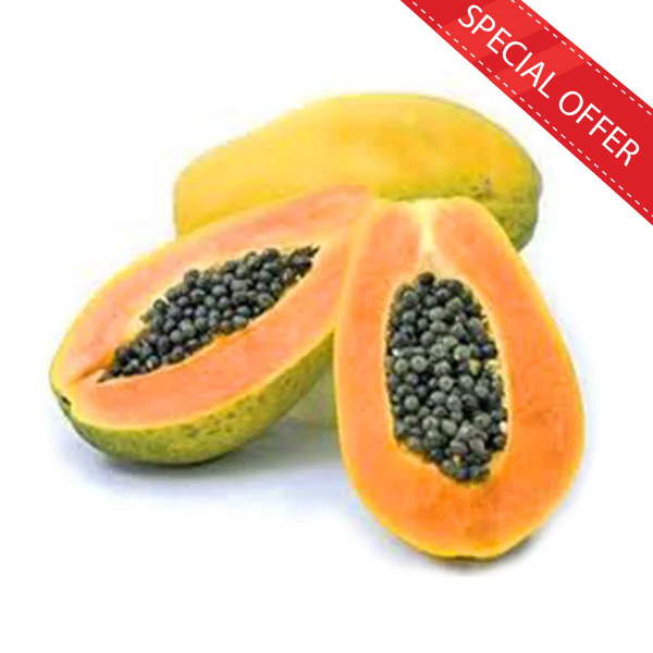 PAPAYA (පැපොල්) -1kg - Vegetables & Fruits - in Sri Lanka