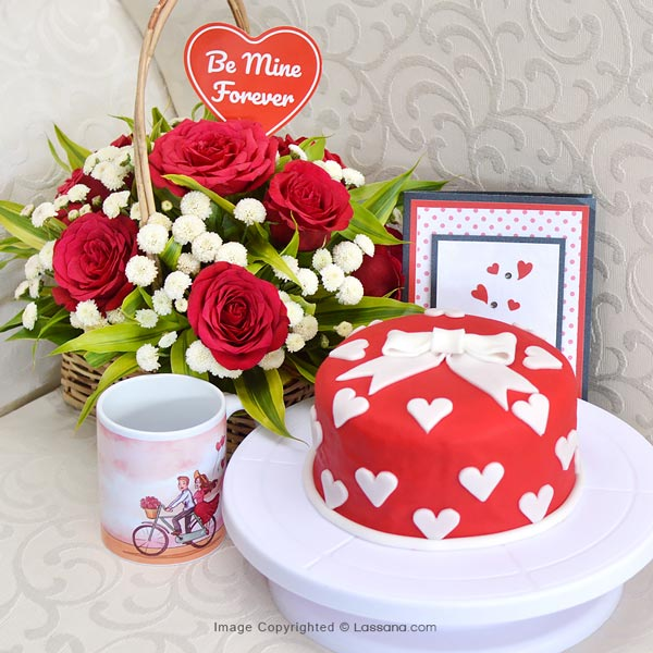 LOTS OF LOVE (Gift Pack) - Assorted Gift Packs - in Sri Lanka
