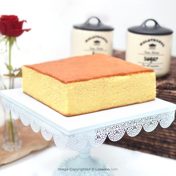 SIMPLY BUTTER CAKE - 1KG (2.2LBS) - Lassana Cakes - in Sri Lanka