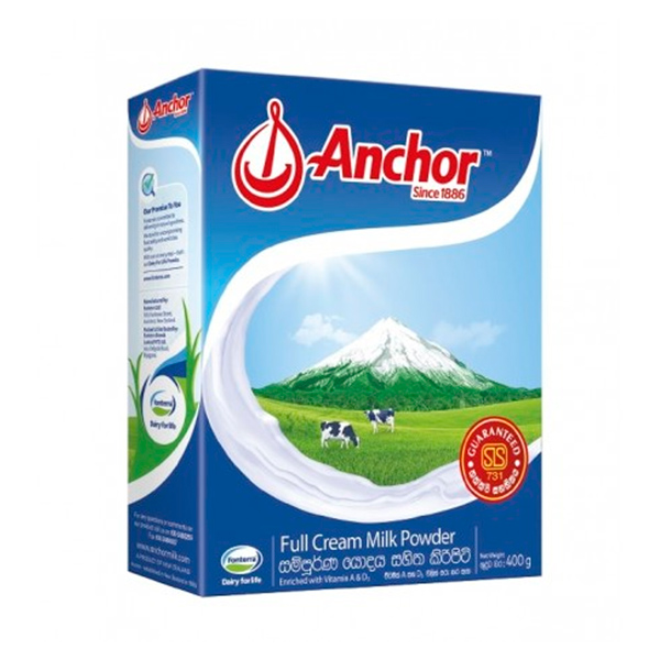 ANCHOR - 400G - Beverages - in Sri Lanka