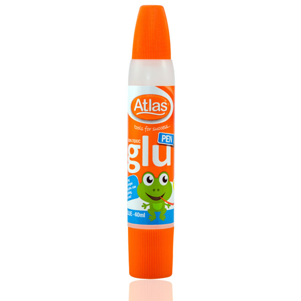 Atlas Glue Pen Liquid 40ml - Stationery - in Sri Lanka