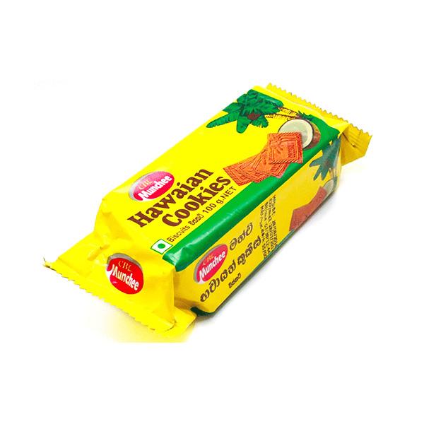 HAWAIAN COOKIES - 100G - Snacks & Confectionery - in Sri Lanka
