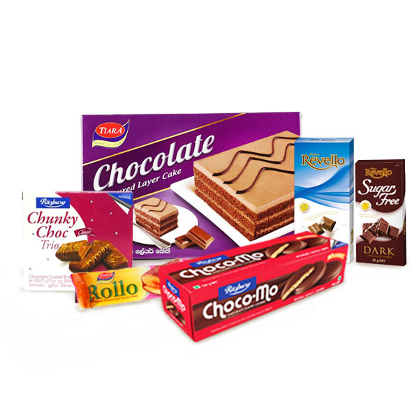CBL CHOCOLATE PREMIUM PACK - Snacks & Confectionery - in Sri Lanka