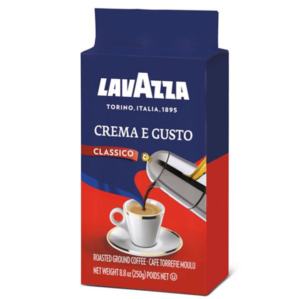 LAVAZZA CREMA GUSTO RETAIL PACK 250 G - Beverages - in Sri Lanka