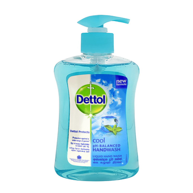 DETTOL COOL H/W 250ML - Household Essentials - in Sri Lanka