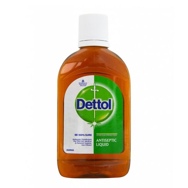 DETTOL LIQUID 210ML - Household Essentials - in Sri Lanka