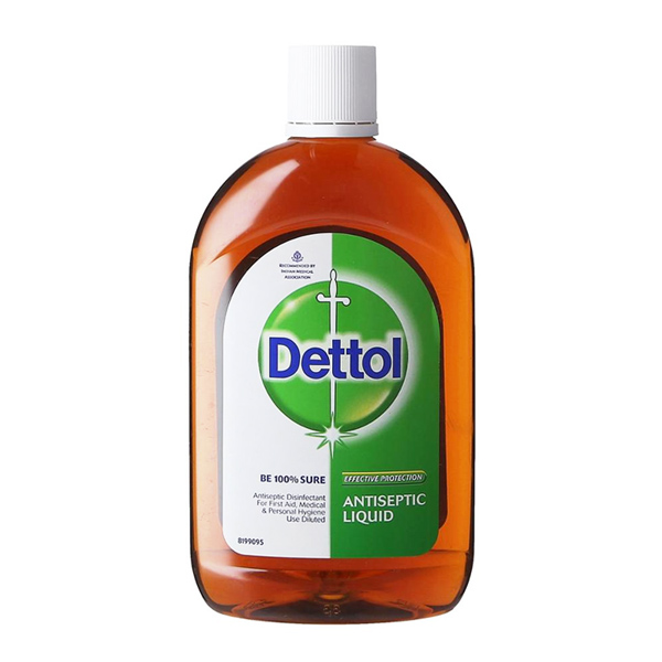 DETTOL LIQUID 500ML - Household Essentials - in Sri Lanka