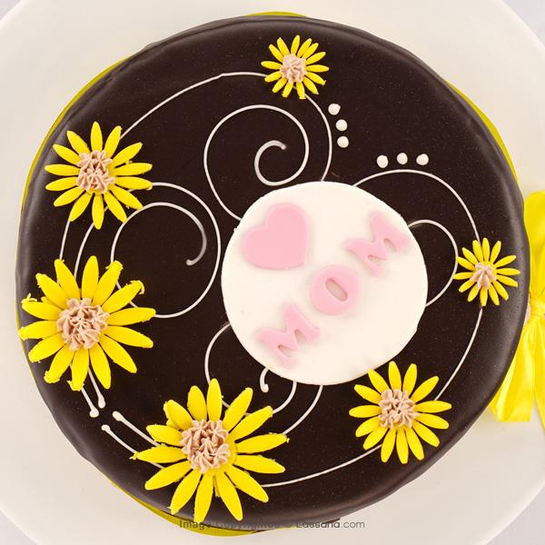MY QUEEN CHOCOLATE FUDGE 1 Kg (2.2 lbs) - Lassana Cakes - in Sri Lanka