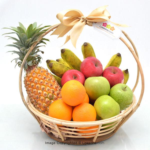 FRUIT LOVERS - Fruit Baskets - in Sri Lanka