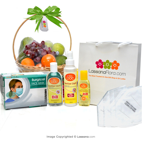 HEALTH AND SAFETY PACK - Personal Care - in Sri Lanka
