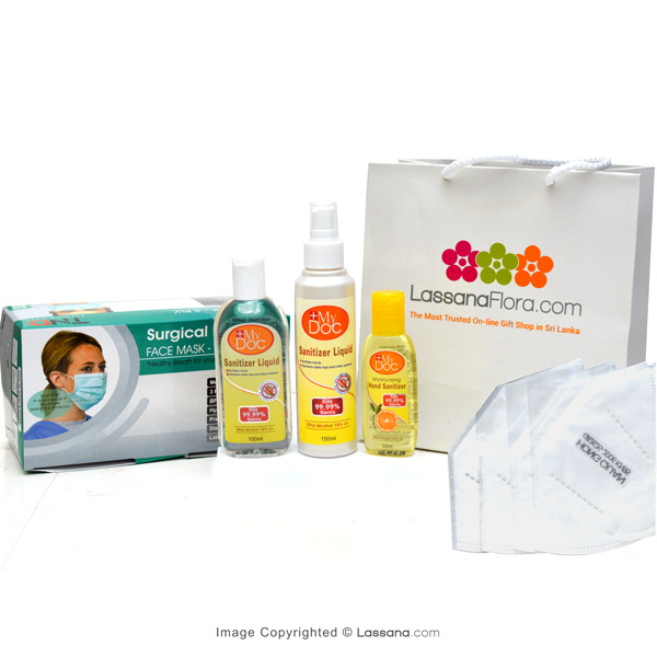 SAFETY PACK - Personal Care - in Sri Lanka
