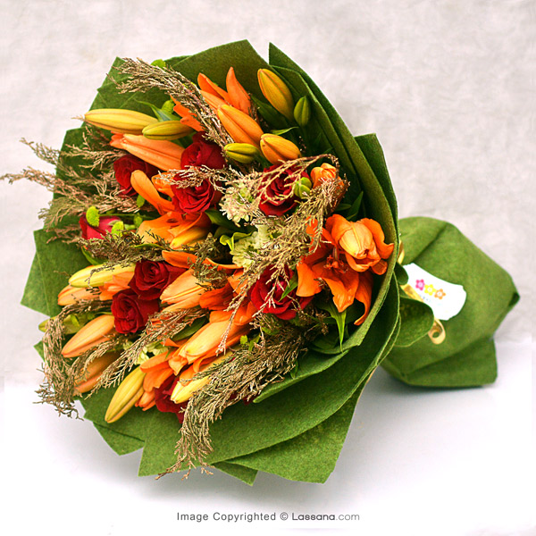 FESTIVE CELEBRATION - Lovely Lilies - in Sri Lanka