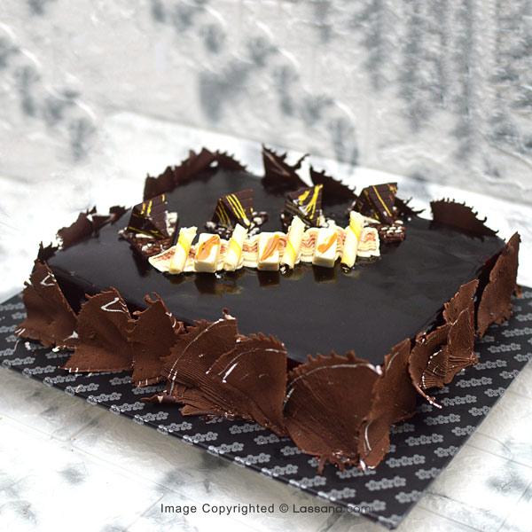 BELGIAN GANACHE MOCHA CAKE - 2.3kg (5lbs) - Lassana Cakes - in Sri Lanka