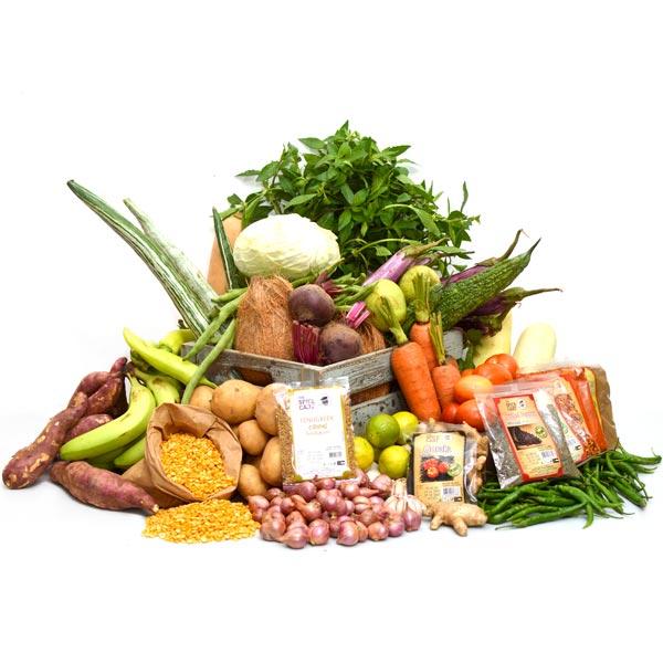VEGETABLES & SPICES PACK - Vegetables & Fruits - in Sri Lanka