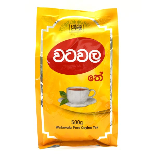 WATAWALA TEA - 500G - Beverages - in Sri Lanka