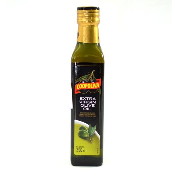 COOPOLIVA EXTRA VIRGIN OLIVE OIL 250ML - Grocery - in Sri Lanka