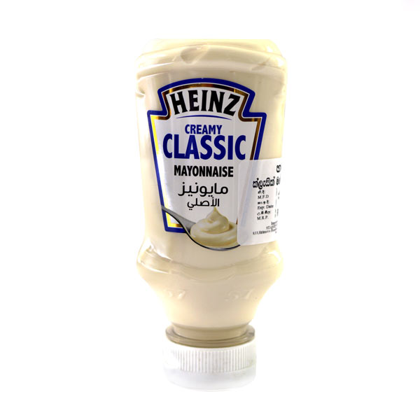 HEINZ Classic Mayonnaise 225ml - Grocery - in Sri Lanka