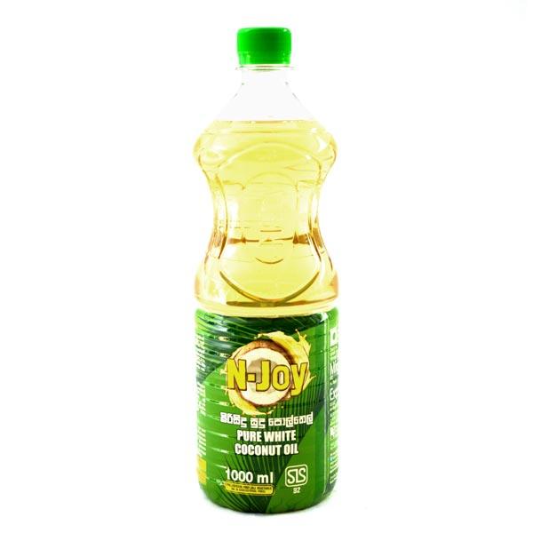 N JOY COCONUT OIL - 1L - Grocery - in Sri Lanka