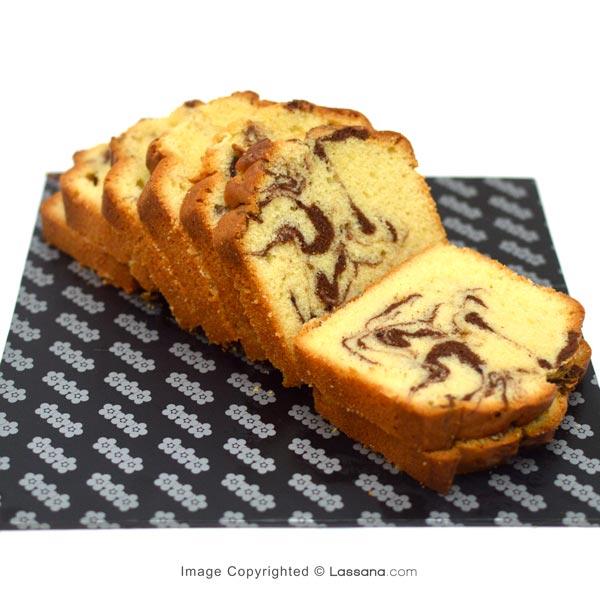 MARBLE CAKE -1kg(2.2lbs) - Lassana Cakes - in Sri Lanka