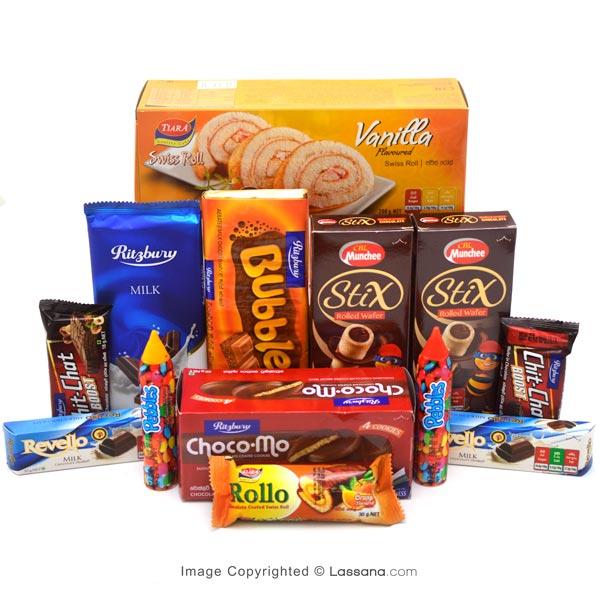SWEET ASSORTMENT PACK - REGULAR - Snacks & Confectionery - in Sri Lanka