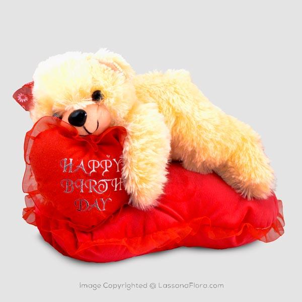 Love Puppy - Happy Birth Day - Soft Toys - in Sri Lanka