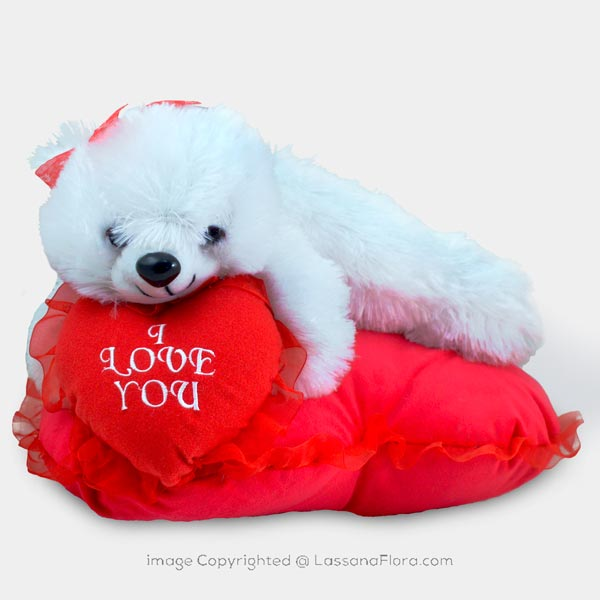 Love Puppy - I Love You - Soft Toys - in Sri Lanka