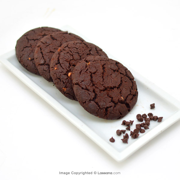 DOUBLE CHOCOLATE CHIP COOKIE (4 COOKIES) - Gift Packs - in Sri Lanka