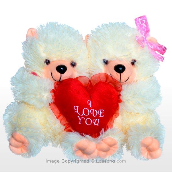 Sweet Embrace - Bear Hugs - Soft Toys - in Sri Lanka