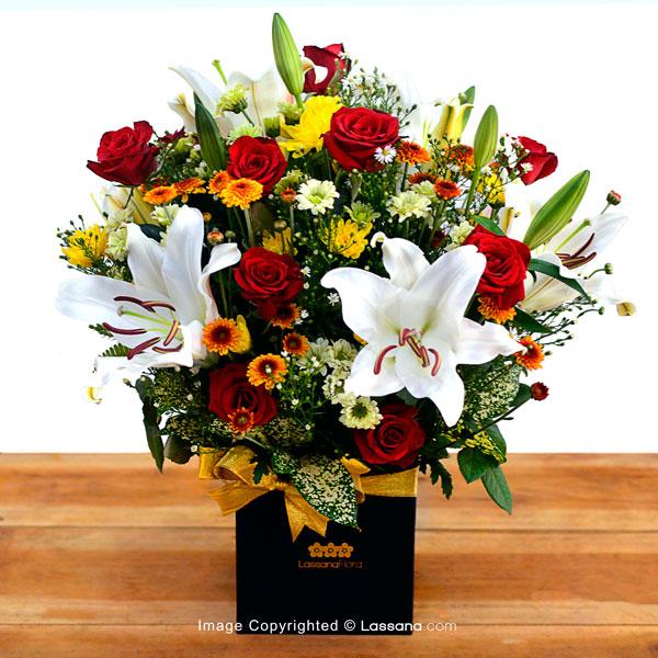 GIFT OF JOY - Lovely Lilies - in Sri Lanka