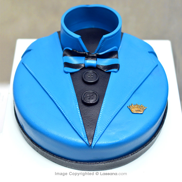 DAD IN A SUIT – 1.5kg - Lassana Cakes - in Sri Lanka