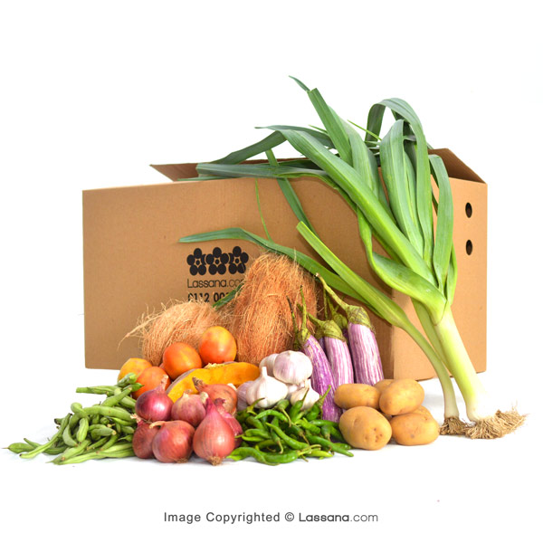 MINI VEGGIE BOX - Vegetables & Fruits - in Sri Lanka