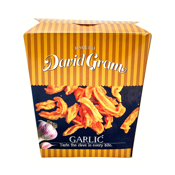 DAVID GRAM GARLIC - 104G - Snacks & Confectionery - in Sri Lanka