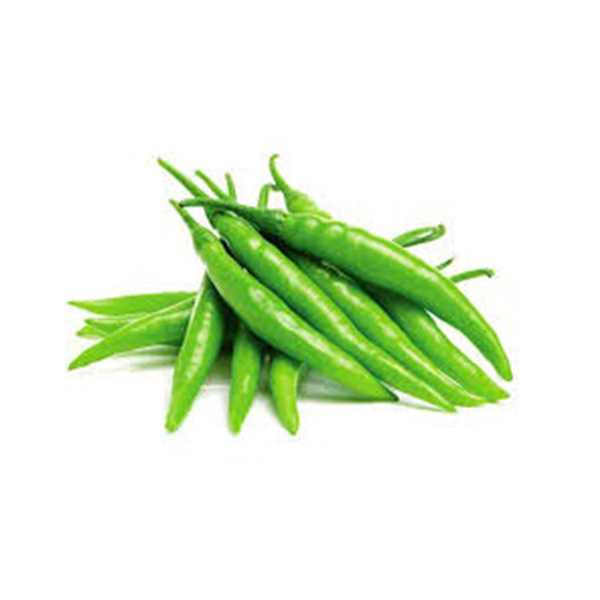 GREEN CHILLI (අමු මිරිස්) - 100g - Vegetables & Fruits - in Sri Lanka
