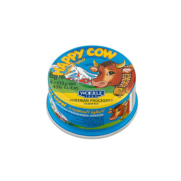 HAPPY COW CHEESE CAN (113G) - Grocery - in Sri Lanka