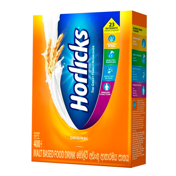 HORLICKS 400G - Beverages - in Sri Lanka