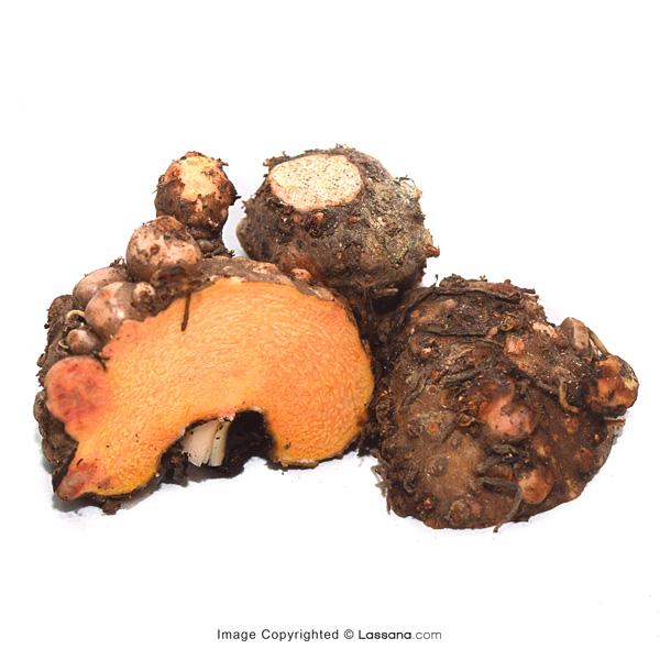 KIDARAN ALA (කිඩාරන් අල) - 500g - Vegetables & Fruits - in Sri Lanka