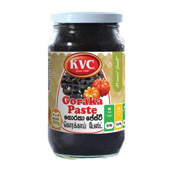 KVC PASTE - GORAKA  350G - Grocery - in Sri Lanka