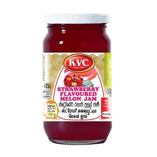 KVC JAM - STRAWBERY & MELON 450G - Grocery - in Sri Lanka