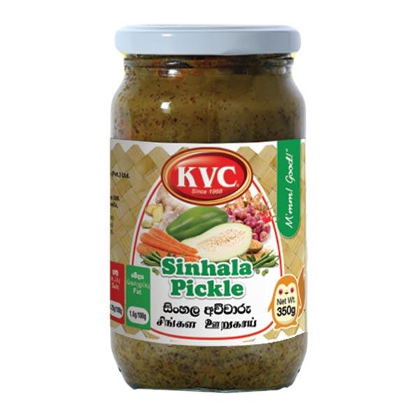 KVC SPICY - SINHALA PICKLE 350G - Grocery - in Sri Lanka