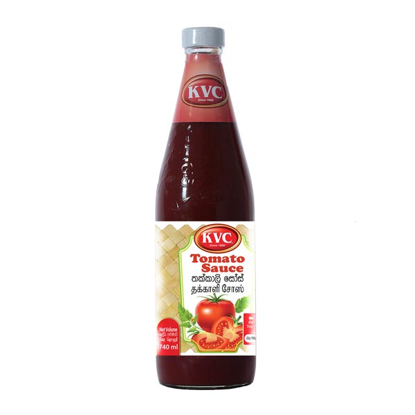 KVC TOMATO SAUCE  - 740ML - Grocery - in Sri Lanka