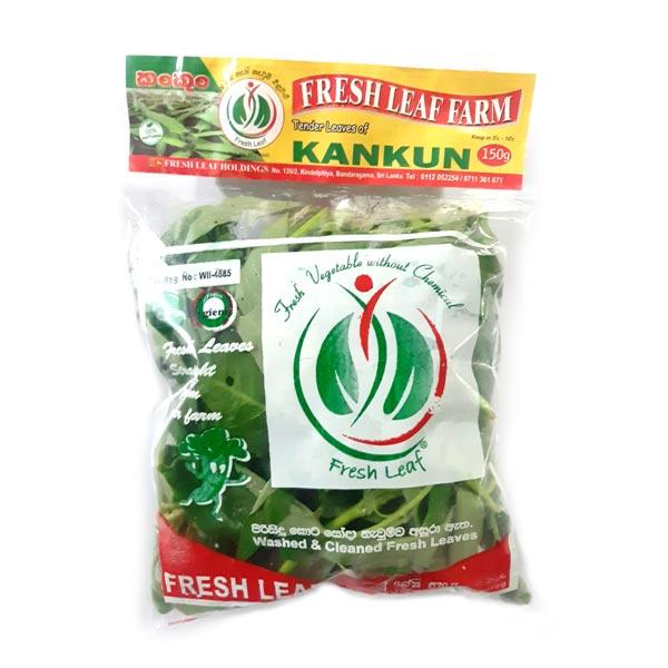 FRESH LEAF KANKUN 150G - Vegetables & Fruits - in Sri Lanka