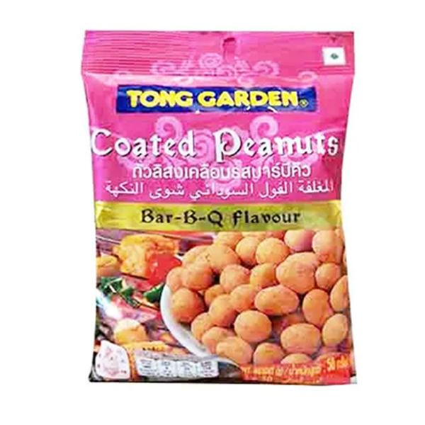 TONG GARDEN BAR-B-Q COATED PEANUTS 50G SNACKS - Snacks & Confectionery - in Sri Lanka