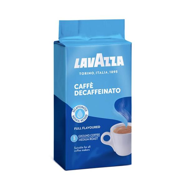LAVAZZA DECAFFEINATED COFFEE POWDER 250 G - Beverages - in Sri Lanka
