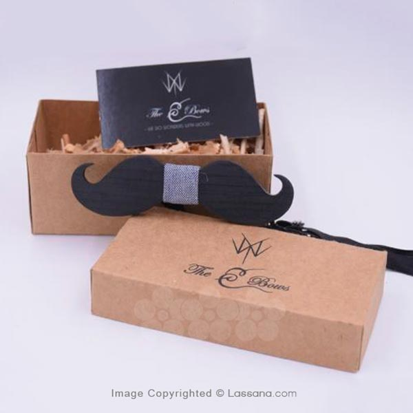 Maxwell Bowtie Gray - Men - in Sri Lanka